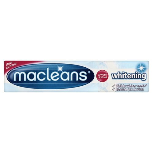 Macleans Whitening Toothpaste Tube 100ml 60000000022132
