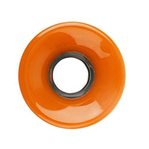 どこ不純考案するSunniMix スケートボード PU製 ソリッド クルーザー ロングボード 高弾性 9色選べる