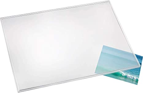 Läufer 43740 - Alfombrilla de escritorio, transparente: Amazon.es ...