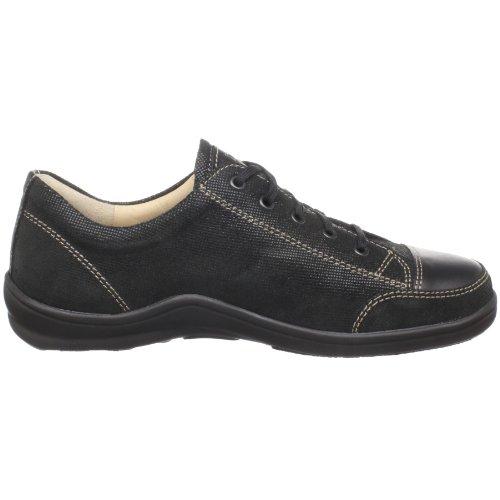Sneaker Di Moda Soft Soho Fashion Nero / Nappa