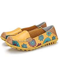 Amazon.com: Yellow - Loafers & Slip-Ons / Shoes: Clothing, Shoes & Jewelry