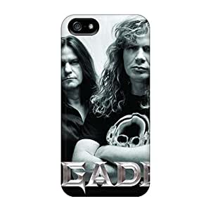 Shock Absorbent Hard Cell-phone Case For Iphone 5/5s (mJn805Woyb) Custom HD Foo Fighters Pattern