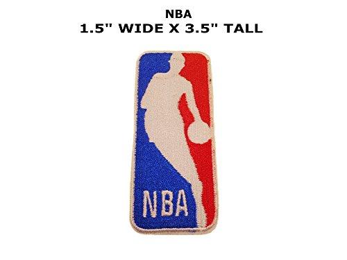 Sports NBA Basketball Logo Iron or Sew-on - Man Sport Iron