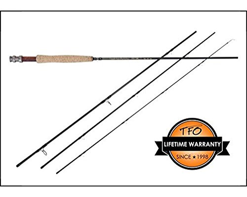 Temple Fork Outfitters Impact Series Fly Rod, TF 07 90-4 (9', 7wt., 4pc.)