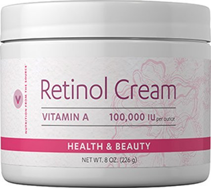 Vitamin World Retinol Cream, 8 Ounce by Vitamin World