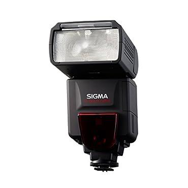 Sigma EF-610 DG SUPER Electronic Flash for Nikon Digital SLR Cameras