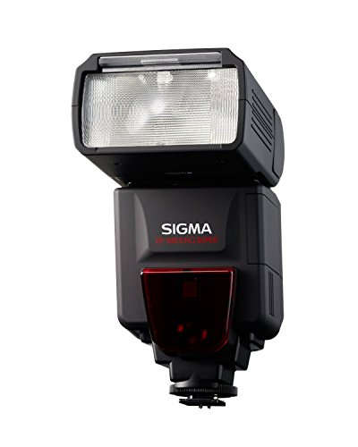 Sigma EF-610 DG Super Electronic Flash for Canon Digital SLR Cameras (Certified Refurbished)
