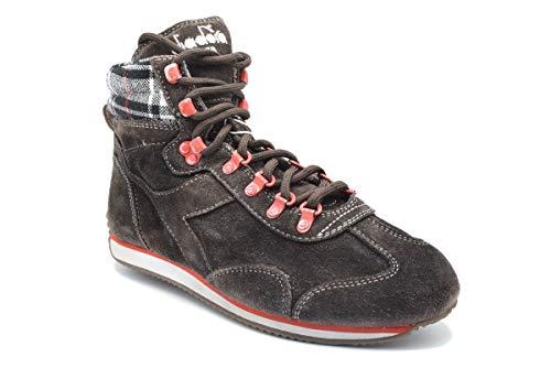 Uomo H M Equipe 38 Marrone Sneaker Marrone Sw Pelle Diadora donna 5 … Scamosciata qUFy58Txw