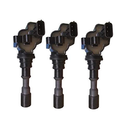 Set of 3 Ignition Coils Pack for Kia Sedona 2002-2005 Hyundai XG300 XG350
