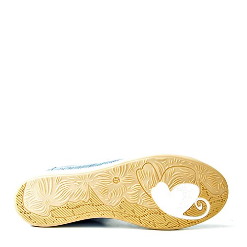 Felmini - Damen Schuhe - Verlieben Operha 8800 - Urbane Schuhe - Echte Leder - Blau