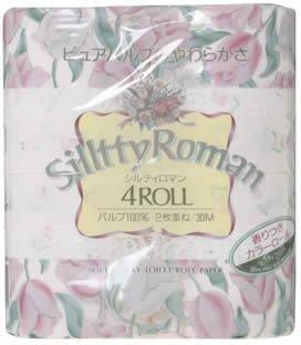 シルティ ロマン 4ロール W