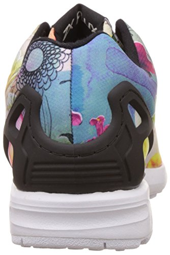 adidas OriginalsZX Flux - Zapatillas Mujer Multicolor - Mehrfarbig (Core Black/Core Black/Ftwr White)