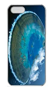 make cases lady musgrave island australia PC Transparent Case for iphone 5/5S