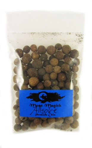 Allspice Raw Herb
