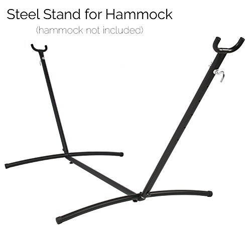 Steel Stand Camping Double Hammock