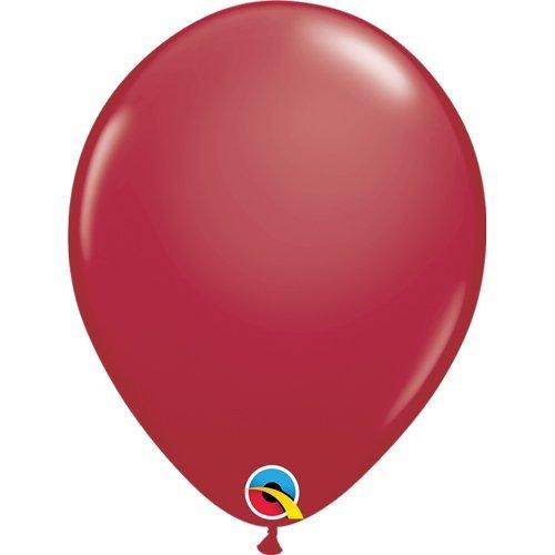Qualatex Latex Balloon 057132 Maroon, 11'', Multicolor