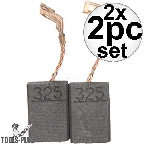 Makita CB325 2pc Carbon Brush Set 2-Pack