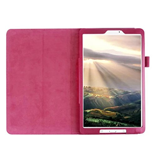 Super Slim Case for Samsung Galaxy Tab A 8-Inch Tablet SM-T350 (Pink) - 3