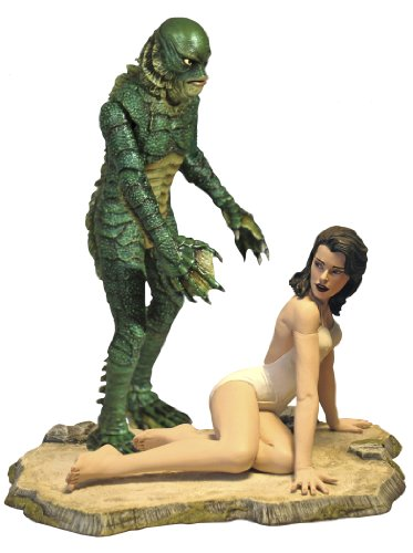 DIAMOND SELECT TOYS Universal Monsters Select: Creature from The Black Lagoon Action Figure