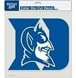 WinCraft NCAA Duke Blue Devils Die-Cut Color Decal, 8'x8', Team Color