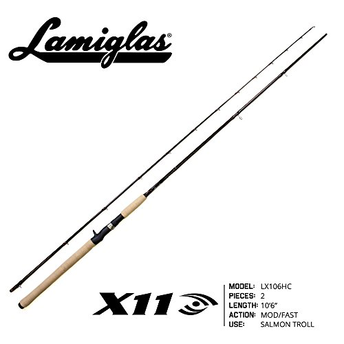 Lamiglas LX106HC X-11 Series Rod