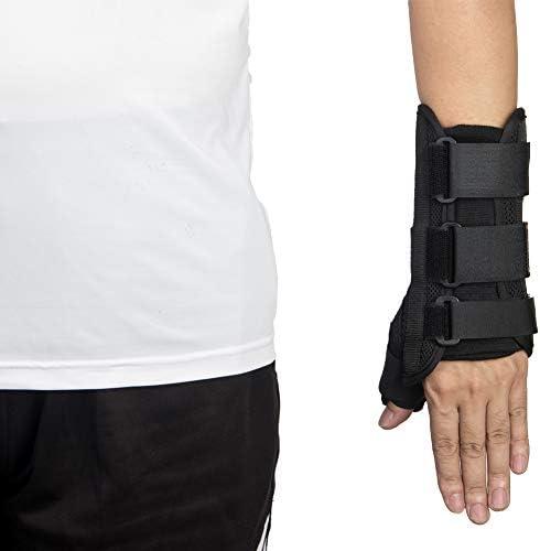 For Left Right Wrist Support Thumb Brace Splint Arthritis Adjustable Strap Brace