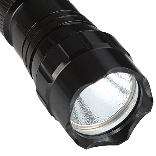 YCANDOIT LED Tactical Flashlight Super Bright for Power-Outage Convenience and Home Security CREE XML-T6 with 5 Light Modes