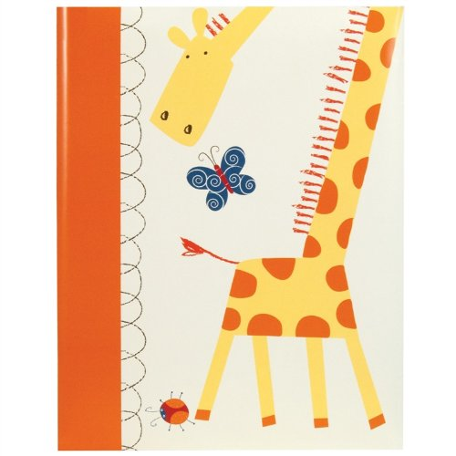 Pepperpot Jungle Friends Boys Baby Record Book Discontinued by Manufacturer