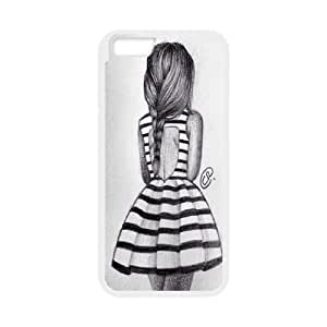 """custom iphone6 4.7"""" Case, hair durable case for iphone6 4.7"""" at Jipic (style 5)"""