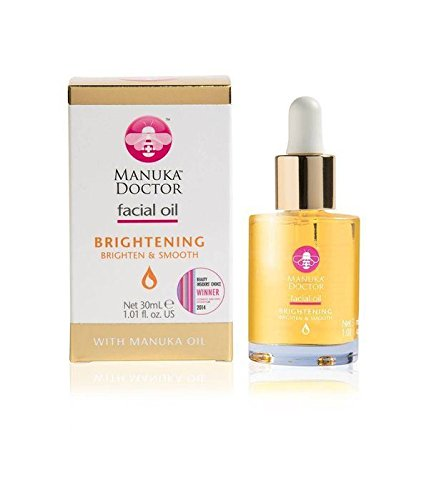 Manuka Dr Brightening Facial Oil 30ml Pack Of 2 Review
