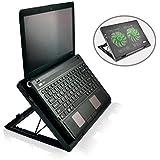 Cooler para Notebook Power Gamer LED Luminoso, Warrior - AC267