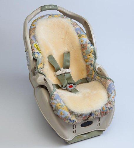 Pure Australian 4-Season Lambskin Seat Liner by Lamby