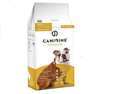 Buy canidine premium adult small medium chicken and rice recipe canidine premium adult small medium chicken and rice recipe dog food 3 kg by forumfinder Gallery