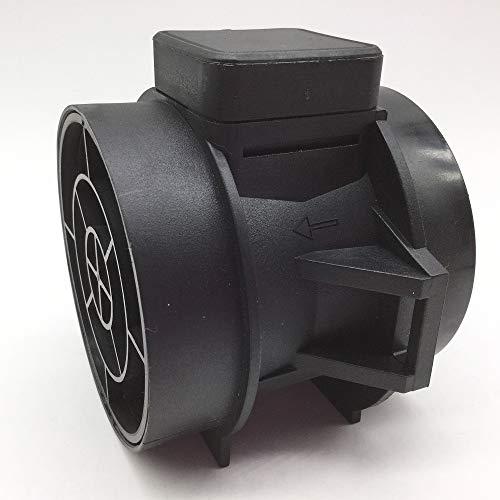 Loovey MAF - Sensor de flujo de aire para Land Rover Defender Freelander Discovery II 2.5 TDI Td5 V6 4x4 MHK100620 5WK9607...