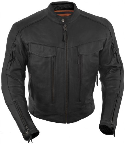 Vented Scooter Jacket - 4