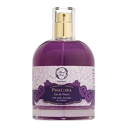Fresh Line Phaedra Eau de Fleurs - Parfum con violetas, lavanda y jazmín 100ml