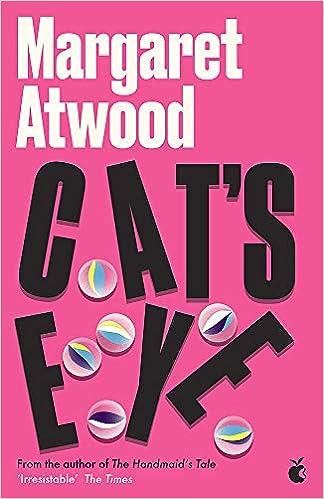 Cat's Eye [EN] - Margaret Atwood