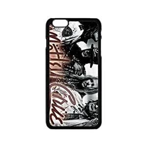 DAZHAHUI Fashion Comstom Plastic case cover For Iphone 6