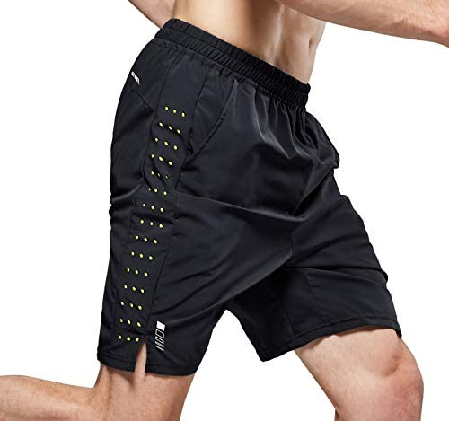 NICEWIN Mens Athletic Running Shorts product image