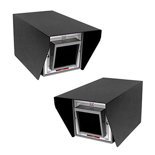 MMTC IR55 Nema 4 Exterior Through-Beam Photocell Infrared Sensor