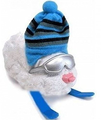 Zhu Zhu Pets Series 2 Hamster Outfit Skis Hat Hamster NOT Included! ()