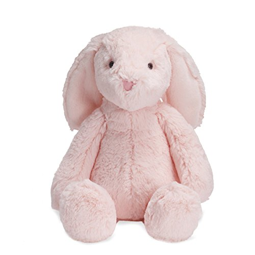 Manhattan Toy Lovelies Pink Binky Bunny Plush, 12