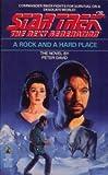 A Rock and a Hard Place, Peter A. David, 067174142X
