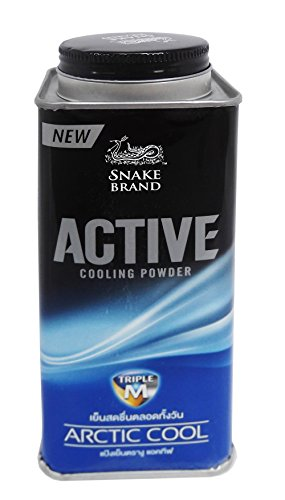 snake-brand-active-cooling-powder-arctic-cool-150-grams