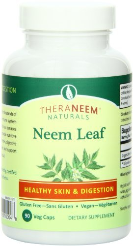 TheraNeem Organix, Neem Leaf, 90 VCaps by ORGANIX SOUTH by Organix South