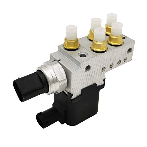 Ensun Air Suspension Control Valve Block Air Supply, used for sale  Delivered anywhere in USA