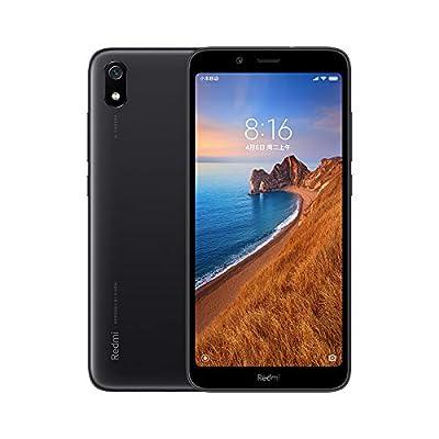 Xiaomi Redmi 7A Smartphone 2 GB di RAM + 16 GB di ROM, display da 5,45 pollici, processore Octa-core, 5MP anteriore e 13MP telecamere di telefoni cellulari Versione globale