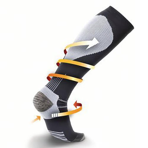 Thermoskin FXT – Calcetines de compresión Calf longitud – XS