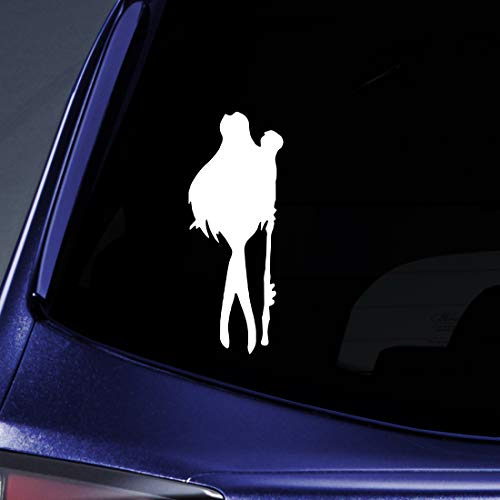 Bargain Max Decals - Sailor Pluto Sticker Decal Notebook Car Laptop 6