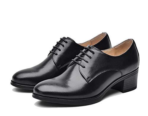 Femme Chaussures joymod Mgm À Noir Lacets 4wIxYv